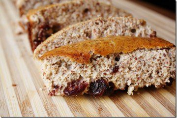 Cranberry Protein Bread Recipe