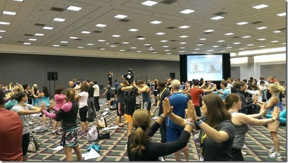 avoiding injury session at idea fit 800x450 thumb IDEA World Fitness Conference and Expo Day Two
