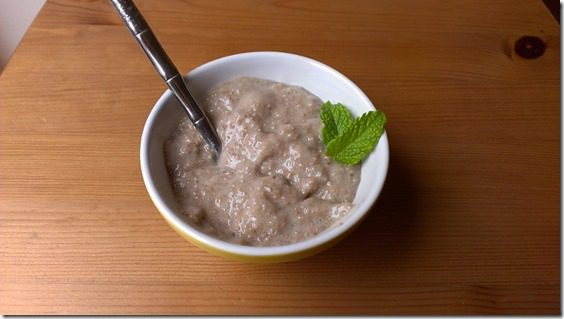 banana chia pudding 800x450 thumb Mexican Feast and Motivation Monday