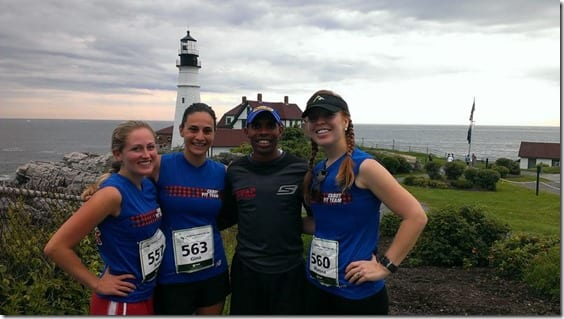 beach to beacon 10k with meb k 800x450 thumb Beach to Beacon 10k Race Recap