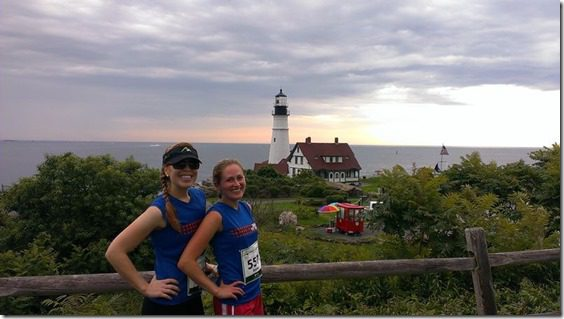 fannetastic food and rer at beach to beacon 800x450 thumb Beach to Beacon 10k Race Recap