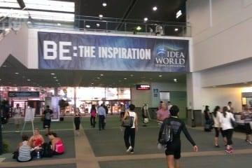 IDEA World Fitness Conference and Expo Day Two