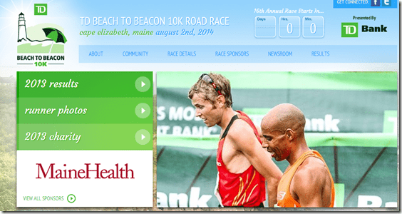 image thumb6 Beach to Beacon 10k Race Recap
