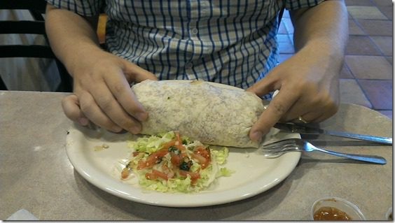 lolas burritos thumb Where to Stay and Eat in Santa Rosa