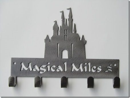 magical miles 5 hook silver