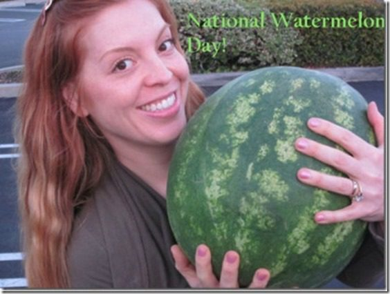 national watermelon day thumb A Love Letter to Running and Watermelon