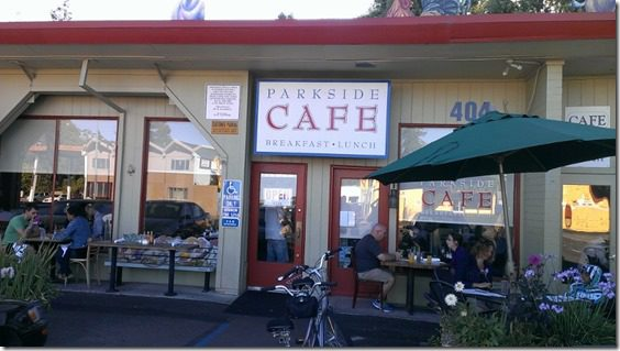 parkside cafe 800x450 thumb Where to Stay and Eat in Santa Rosa