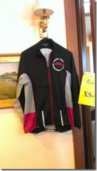 santa rosa marathon jacket 450x800 thumb Santa Rosa Marathon Results and Race Recap