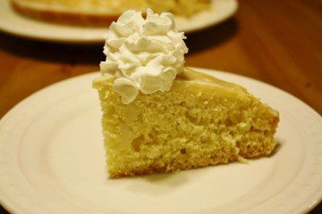 Tres Leches Cake Recipe–Dairy Free
