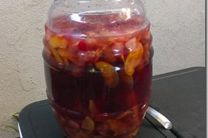 Motivation to Run and Easy Sunday Sangria Recipe