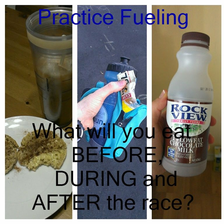 Marathon Training What Is Your Fueling Plan