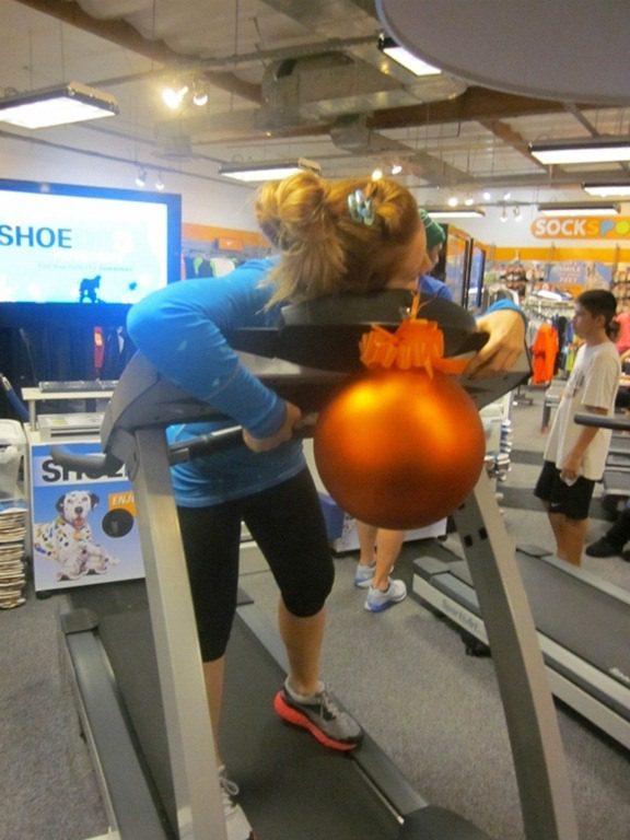 treadmill incline running interval