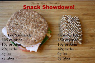 Feed Your Better–Better Snacking Showdown