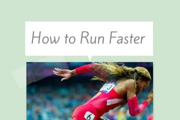 Olympic Gold Medalist Sanya Richards Ross Tips on How to Get Faster