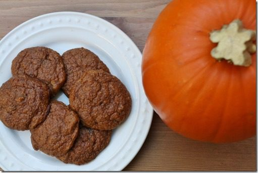 pumpkin pie cookie recipe gluten free