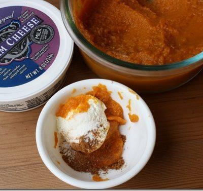Semi-Homemade Pumpkin Cream Cheese
