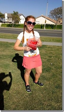 a love letter to watermelon and runnning thumb Eat More Watermelon at the Marine Corps Marathon