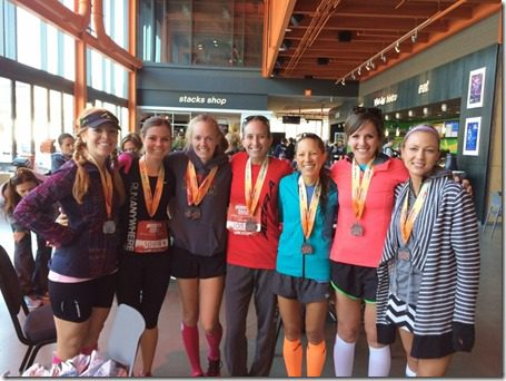 after the runners world half marathon with bloggers (800x600)