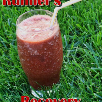 The BEST Drink for Runners Recipe