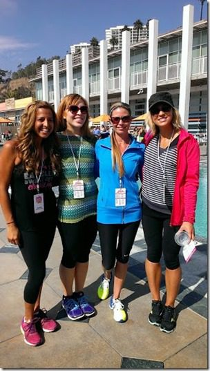 bobbi in her shoes RER and skinnyrunner 287x510 thumb Fitness Magazine LA Meet and Tweet