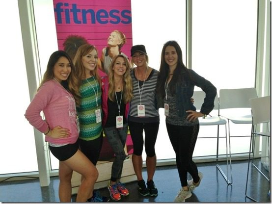 fitness magazine blogilates rer and skinnyrunner thumb Fitness Magazine LA Meet and Tweet