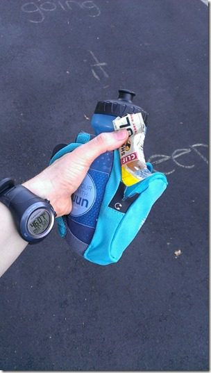 handheld water bottle 450x800 thumb How the Boston Marathon bombing is changing other Marathons