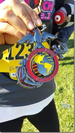 marine corps marathon medal (287x510)