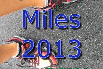 Pile on the Miles 2013–5th Annual Challenge!