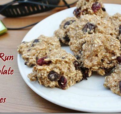 Pre-Run Cookies Recipe