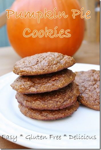 pumpkin pie cookies thumb Pumpkin Pie Cookies Recipe