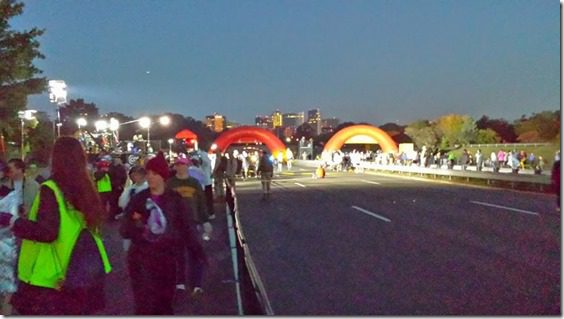 start line mcm 800x450 thumb Marine Corps Marathon Results and Recap