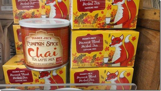 trader joes pumpkin chai tea 800x450 thumb Trader Joe's Must Haves for Fall