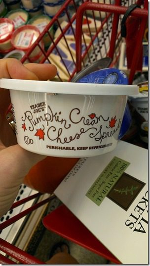 trader joes pumpkin cream cheese (450x800)