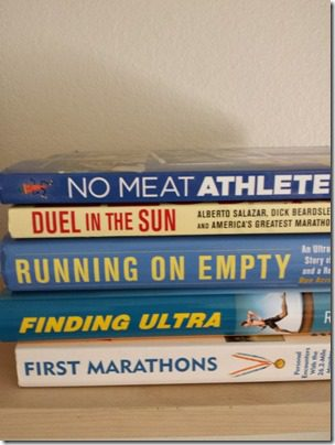 best books for runners holiday gift idea