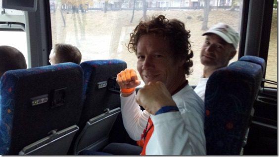 bus to new york city marathon