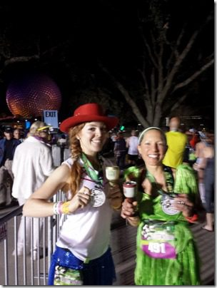 20131110 001353 600x800 thumb RunDisney Wine and Dine Half Marathon Results and Recap