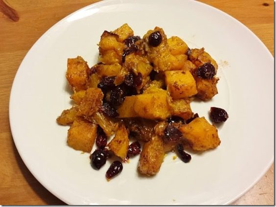 butternut squash with cranberries (608x456)