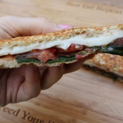 Two Sandwich Recipes for National Sandwich Day