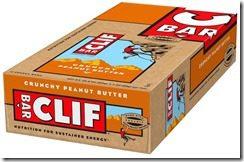 crunchy pb clif bars