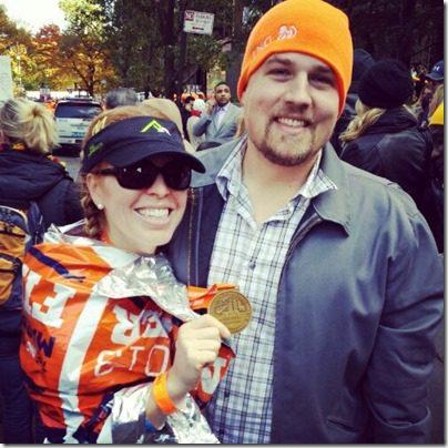 new york city marathon finish results