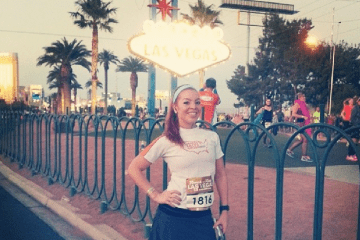 Rock N Roll Las Vegas Half Marathon By the Numbers