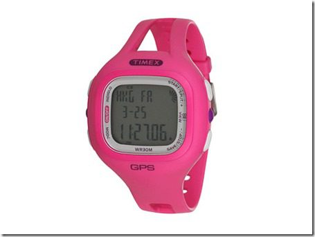 timex gps watch gift for runner
