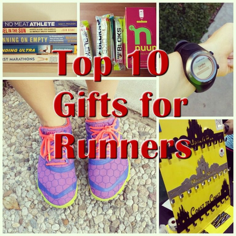 Top 10 Gifts for Runners This Holiday Season