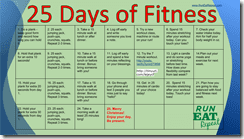 25 Days of Fitness with RunEatRepeat1 They Can't All Be Winners