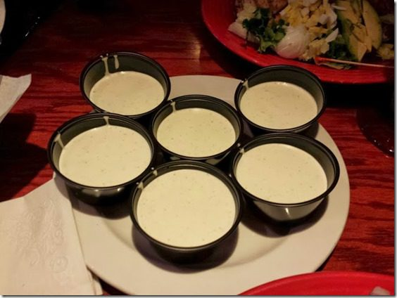 all the ranch from red robin 668x501 thumb Quick Tip Tuesday– Don't Drink ALL the Calories Just Some of Them