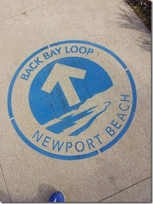 back bay loop in newport beach running path 376x501 thumb Quick Tip Tuesday– Don't Drink ALL the Calories Just Some of Them