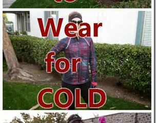 Winter Running How to Dress at Different Temperatures