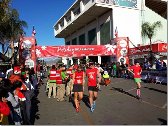 holiday half marathon finish line (668x501)