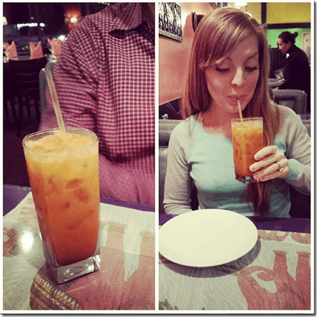 thai tea time