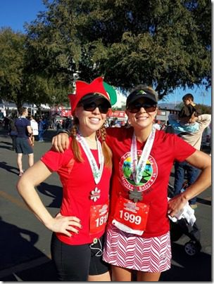 rer and skinnyrunner dot com 376x501 thumb Holiday Half Marathon Results and Recap